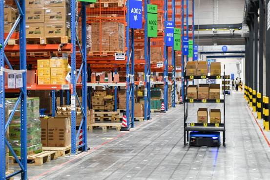 全球1000万吨双11商品已备进菜鸟仓 进口男士彩妆大涨3000%