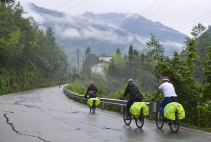 西藏質量行:新日電動車與你一起挑戰川藏線