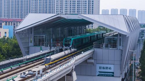 青岛地铁13号线顺利通过项目工程验收