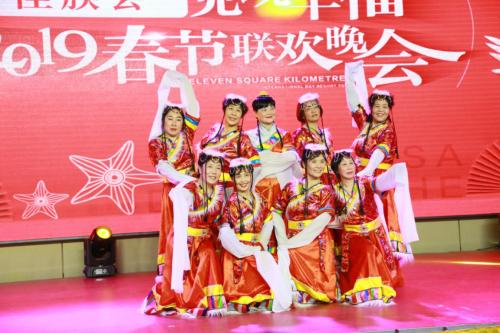 佳兆业 东戴河佳族会2019兑现幸福春节联欢晚会浓情上演