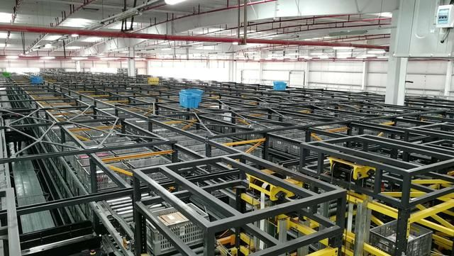 唯品会第七大仓储物流中心投入使用全面覆盖西北五省