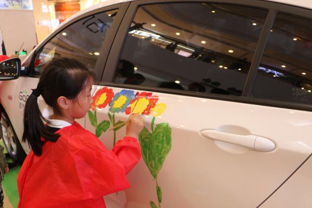 "GoFun走心营销:宁波个性涂鸦比赛打响""点亮你的城""线下狂欢第一站"