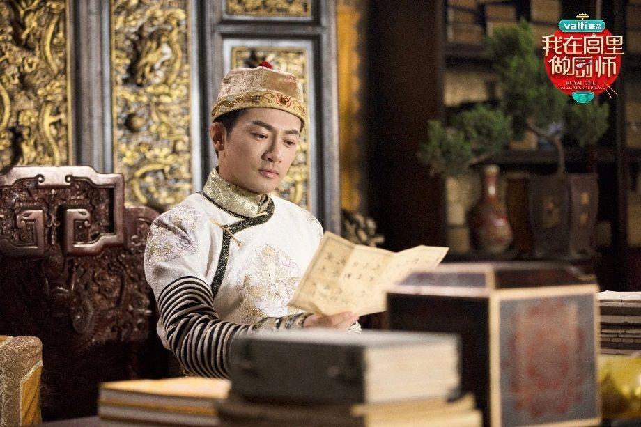 苏有朋化身乾隆引千万级关注,华帝厨电复刻宫廷香港经典三级御膳