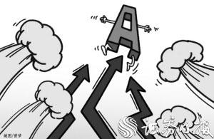 """外资印证:A股""""爆款""""股票并不少"""