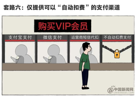 """在线视频VIP会员套路多 加入时请注意这些""""坑"""""""