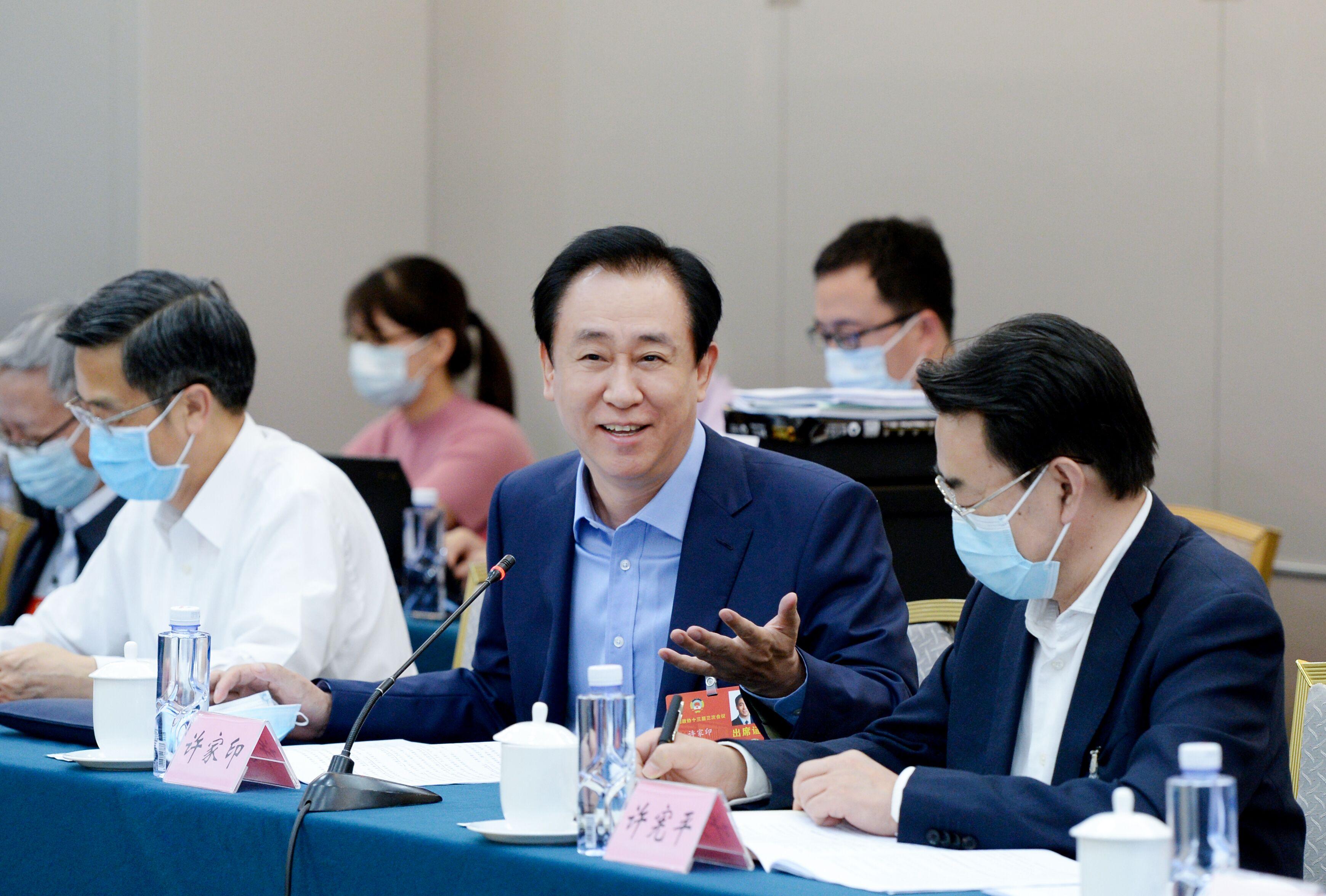 王建林:一定能协助中国香