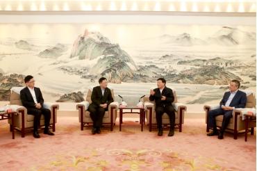 中国太保与江苏省人民政府签署战略合作协议 海关否认查获僵尸肉