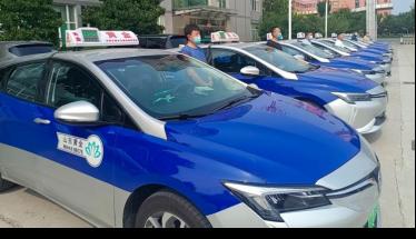高德打车携手济南出租车企业 推进巡网融合数字化升级